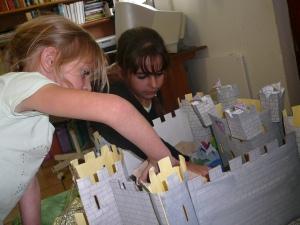 Buiilding castles