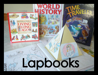 3D Ancient Egypt lapbook