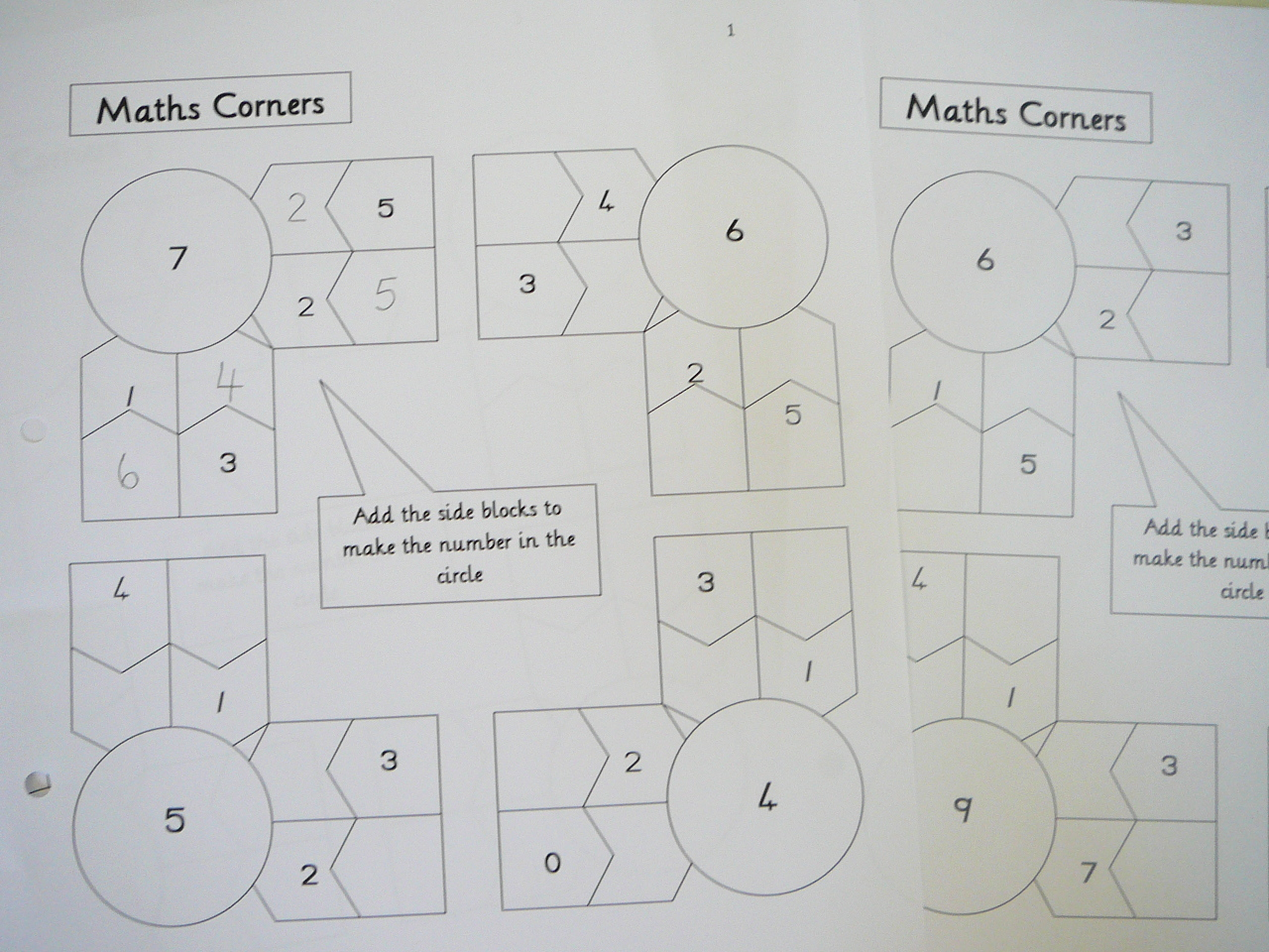 math worksheet : maths  practical pages : Practical Math Worksheets
