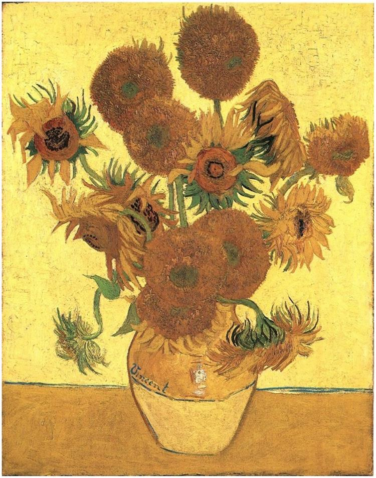 Van Gogh S Sunflowers Art Appreciation Lesson Practical Pages