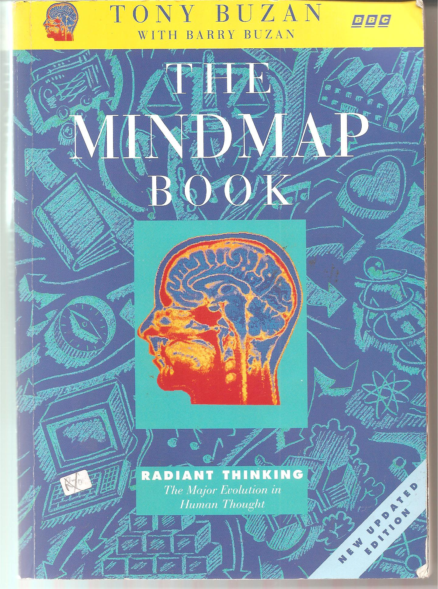 the mind map book by tony buzan