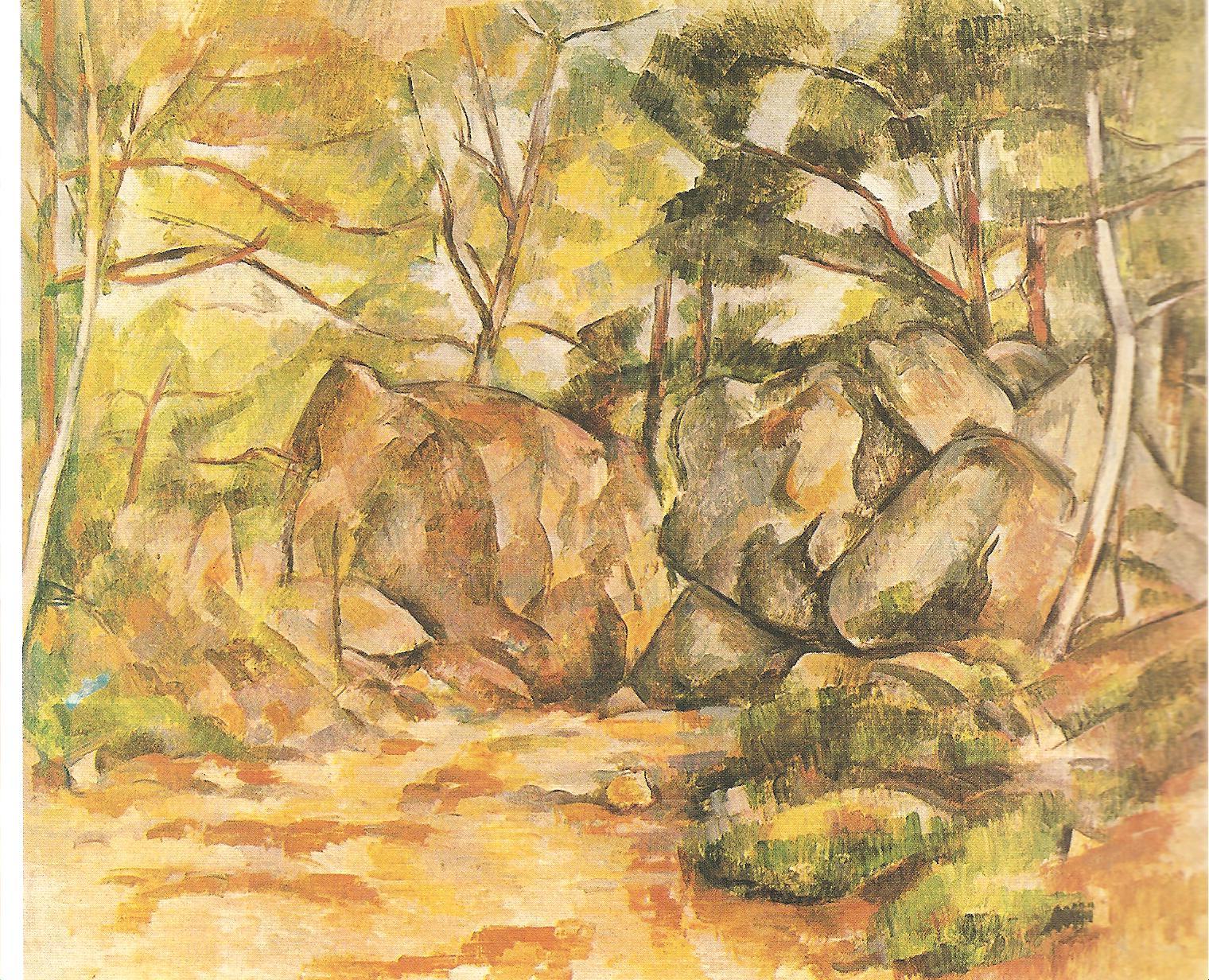 Appreciating Cezanne's Cubist Landscapes | Practical Pages