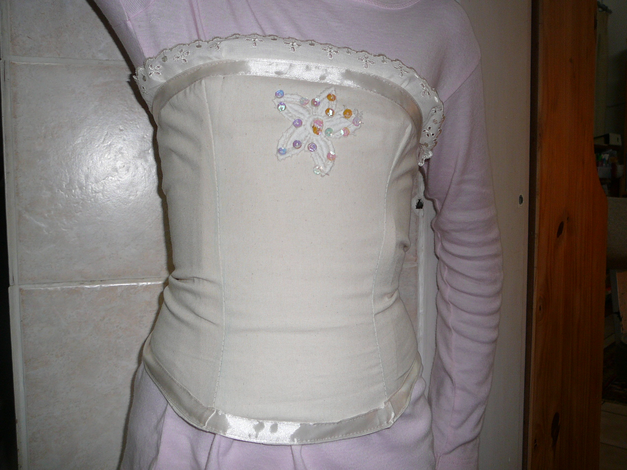 Boned Girl\'s Corset | Practical Pages