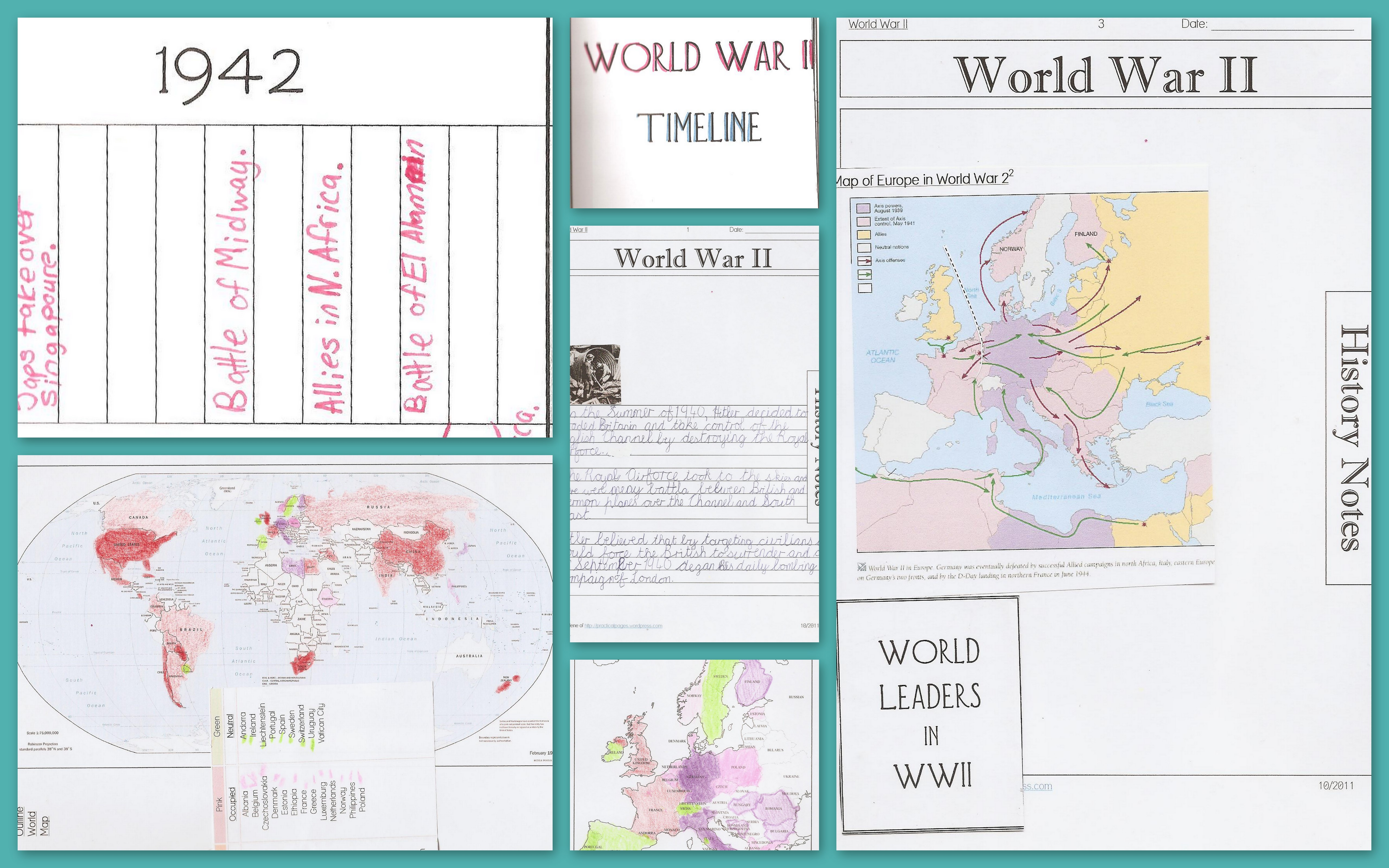 categorizing the different allies during world war i Ww2 allied powers questions including what are similarities and differences between world war i and 2 and who are allies of the united during world war ii.