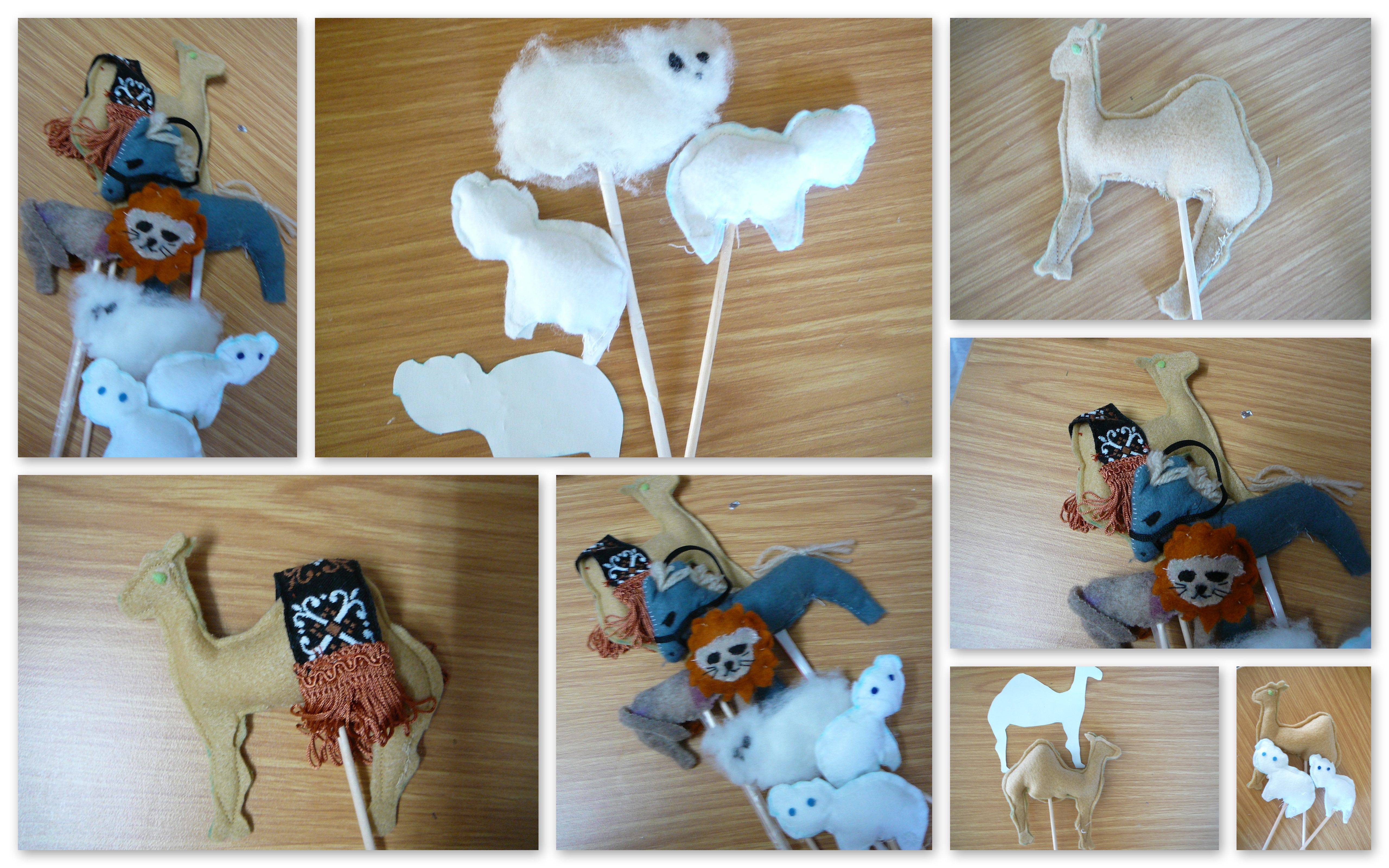 Nativity Puppet Play | Practical Pages