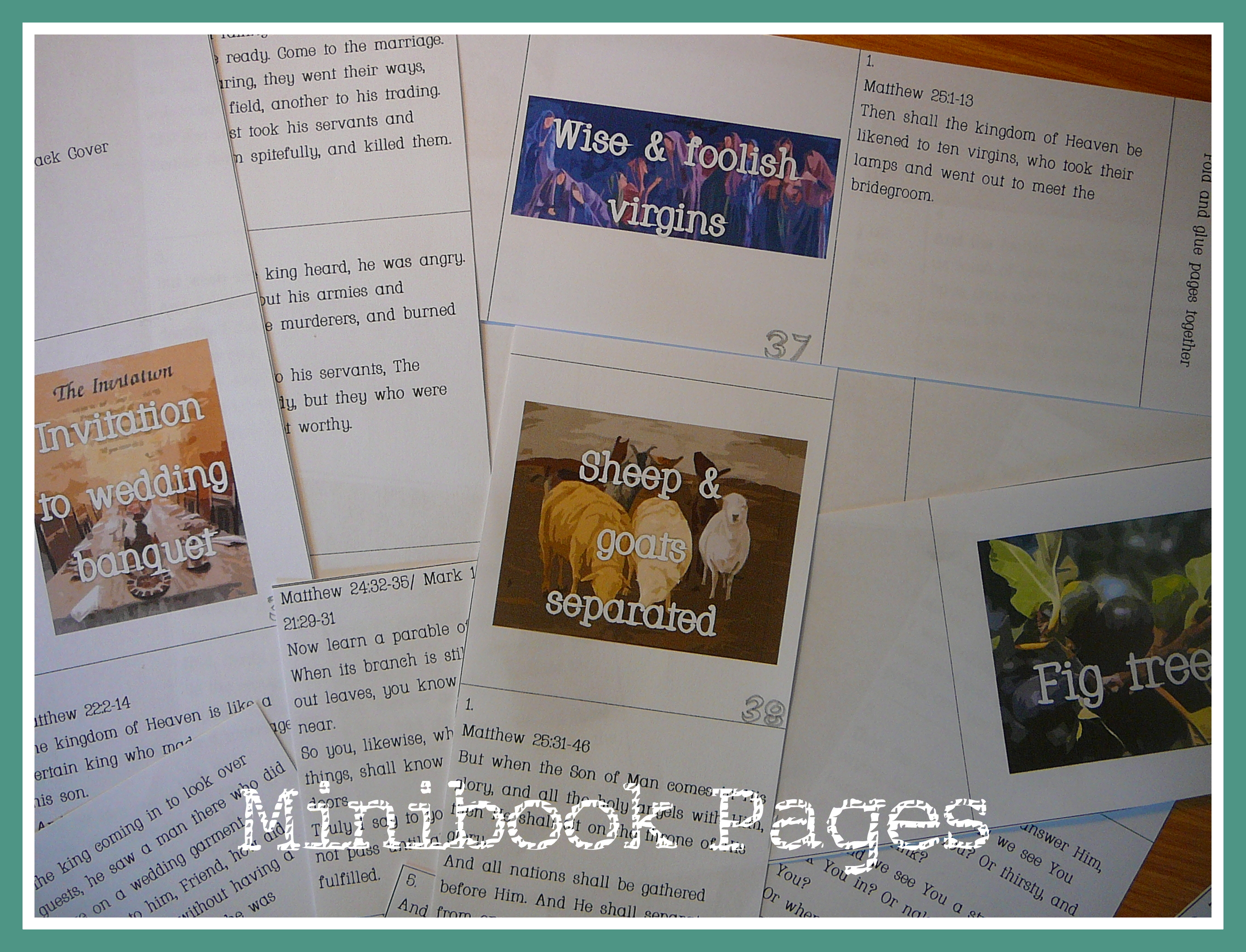 Lapbooks | Practical Pages