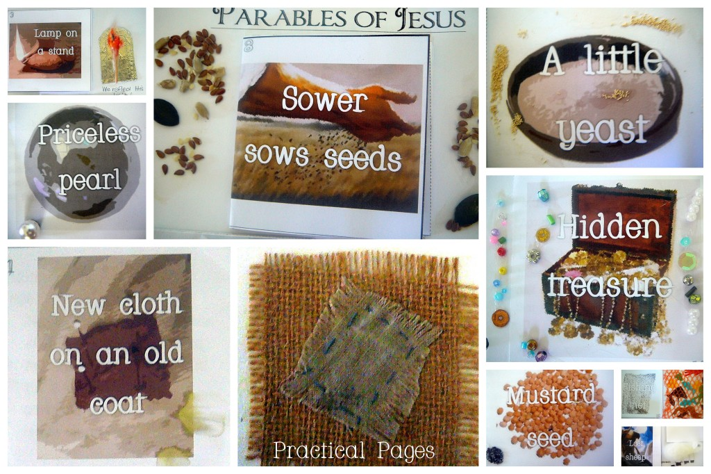 blog parable minibooks