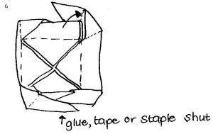 Paper box 6