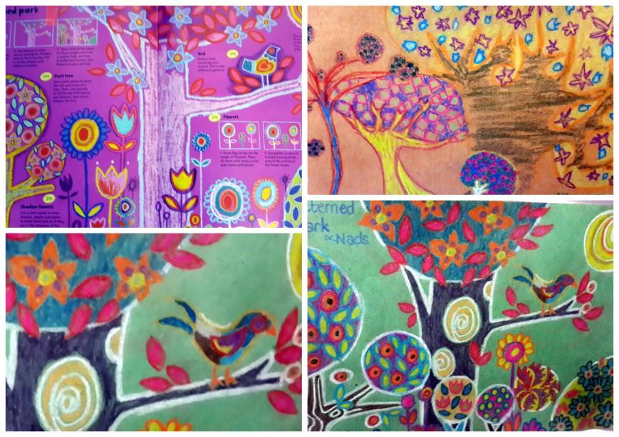 Art pattern park