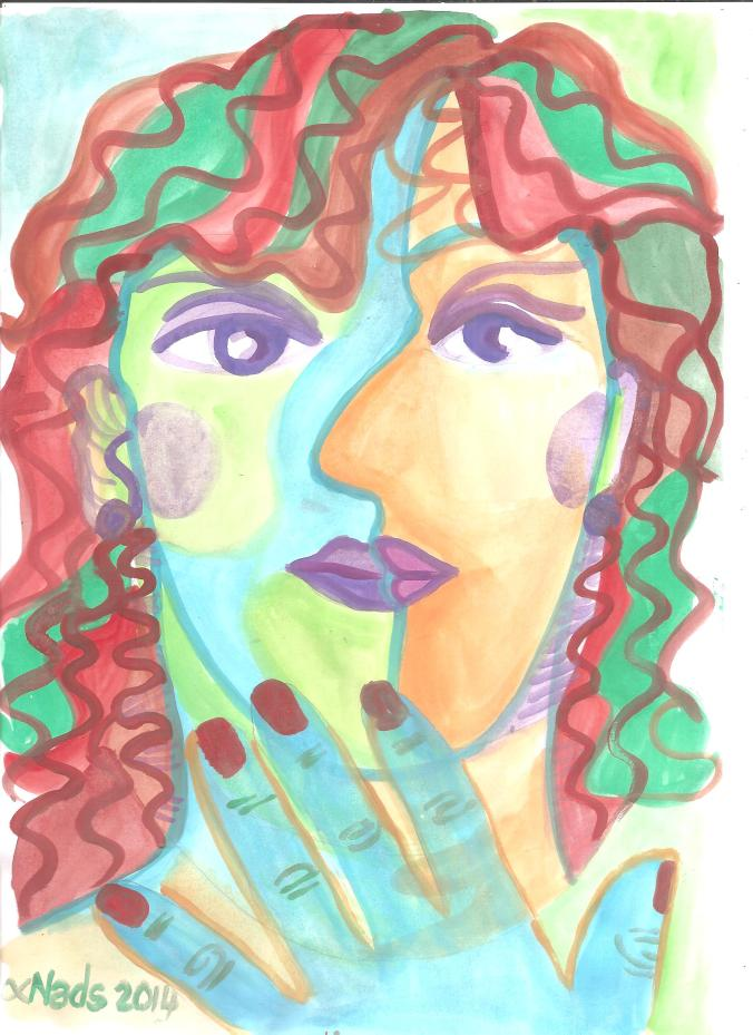 Picasso Portraits 001