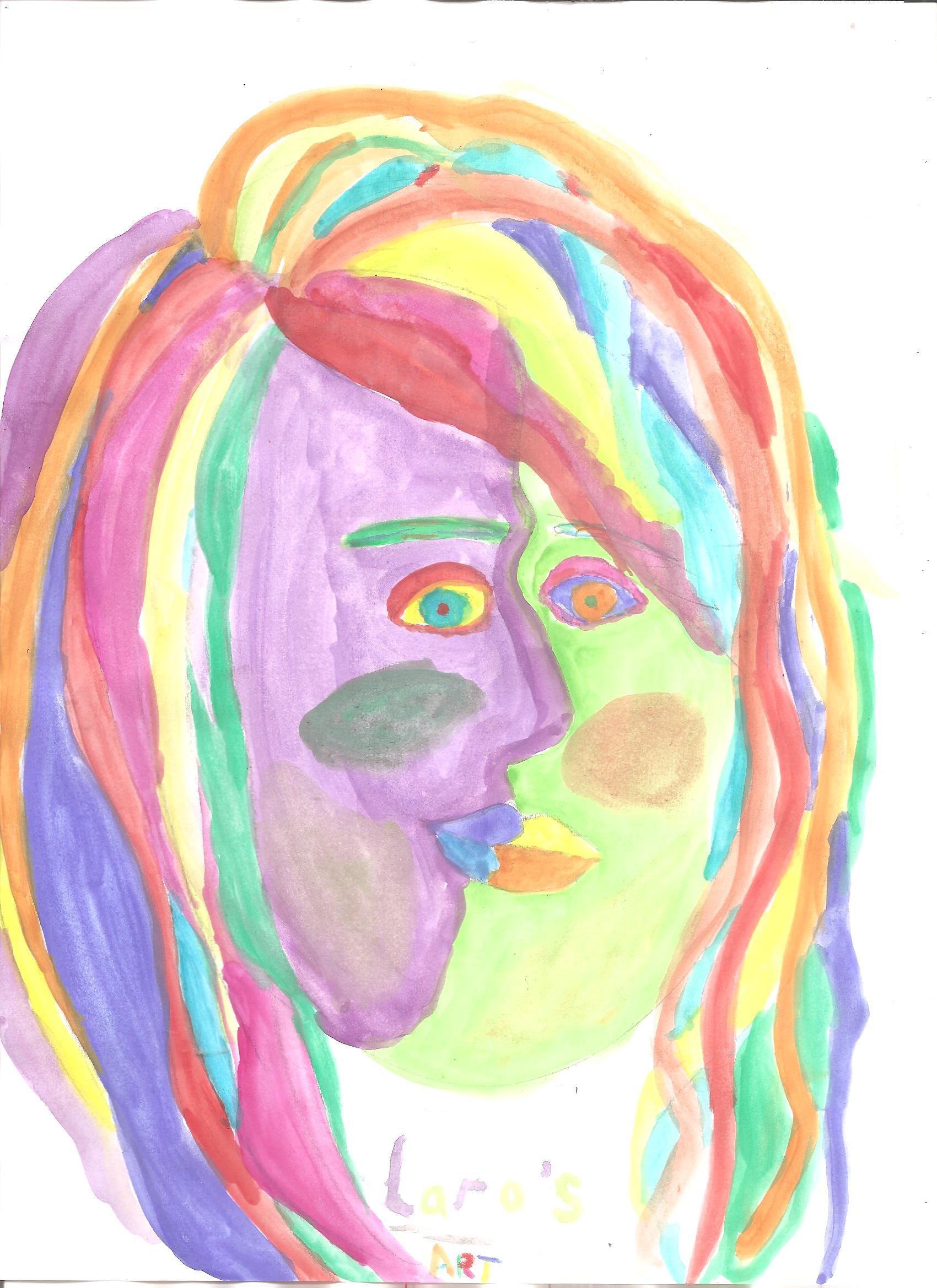 Sketch Tuesday ~ Picasso Profiles