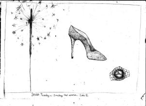 3-Sketch Tuesday Sparkle 001