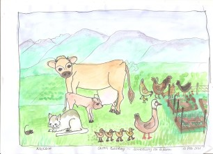 Sketch Tuesday Farm 002