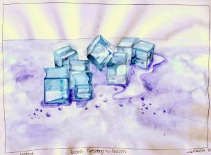 Sketch Tuesday Frozen 001
