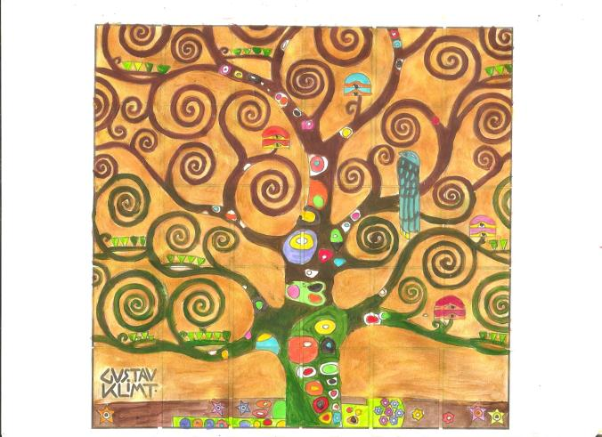Klimt Tree of Life 001