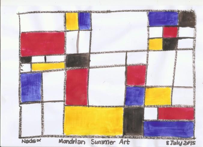 Mondrian 002