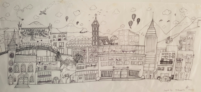 Kate's cityscape