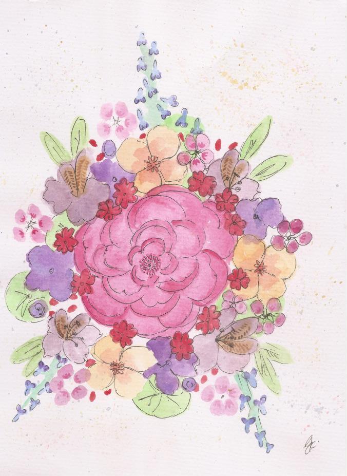 Alisa Burke Spring Bouquets 002