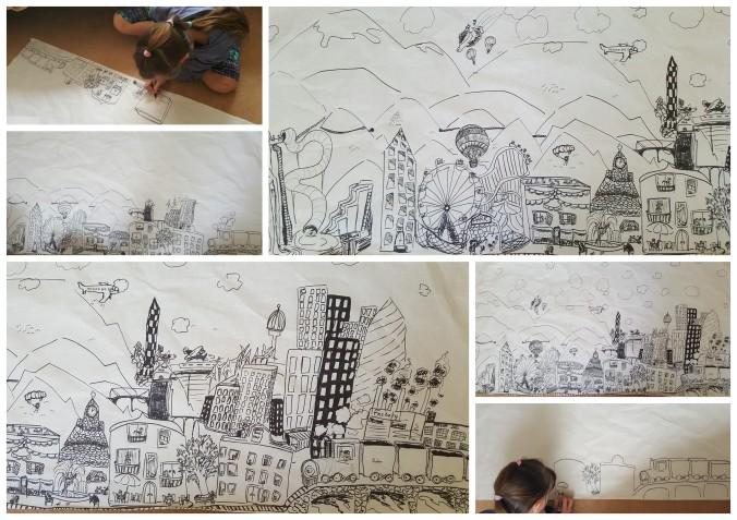 Art Julia Anastasopoulos murals