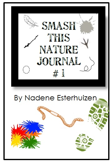 Cover Smash Nature Journal 1