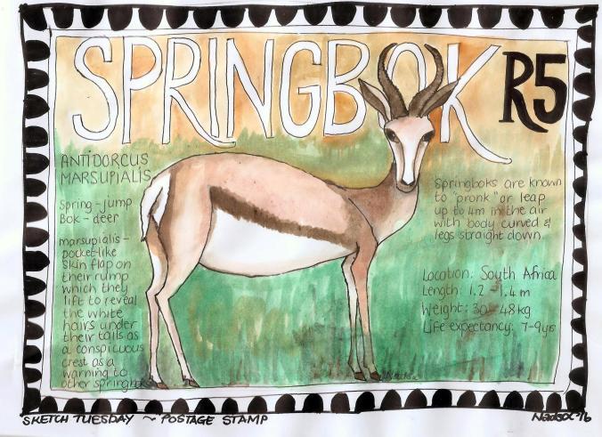 Postage Stamp 001