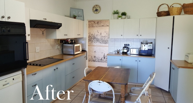 French Kitchen Transformation Practical Pages