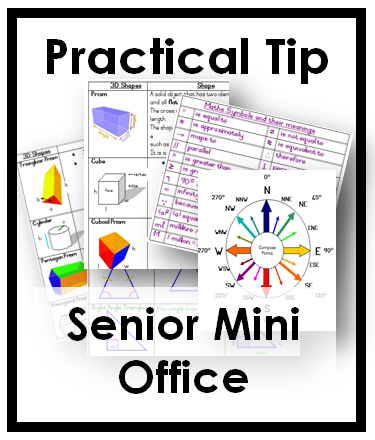 Senior Mini Office