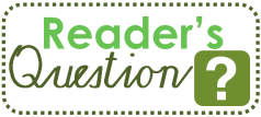 Reader's Question logo