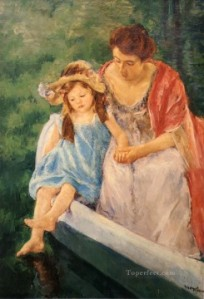 4-mother-and-child-in-a-boat-mothers-children-mary-cassatt-360x360