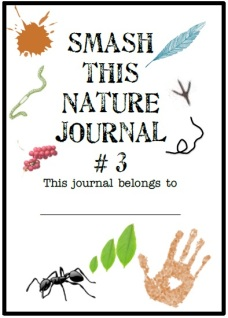 Cover Smash this Nature Journal #3