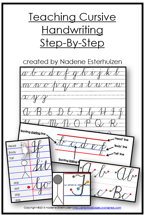 Teaching Cursive cover4