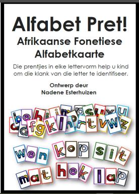Alfabet Pret! cover